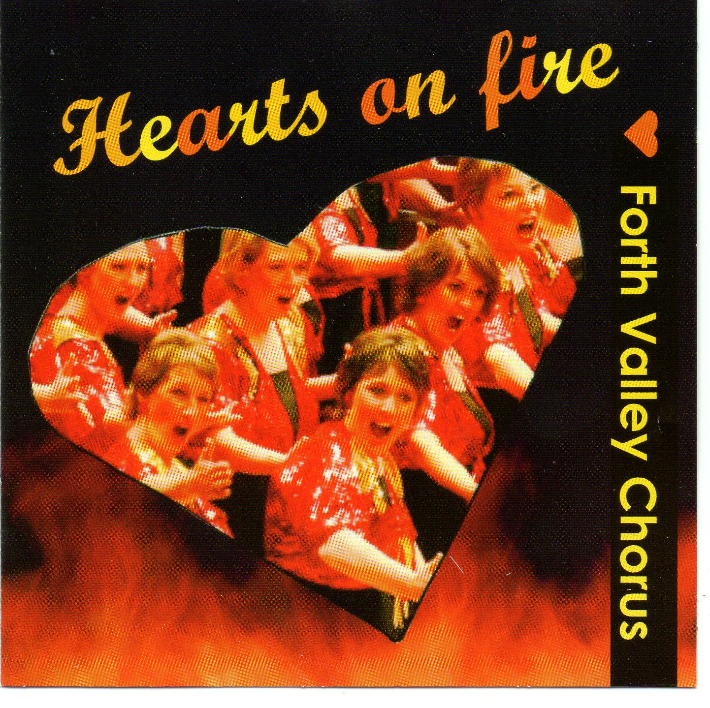 Hearts on Fire CD cover